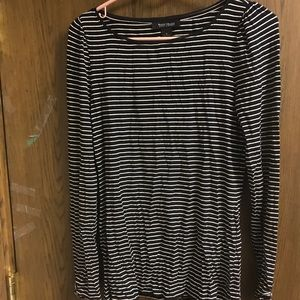 WHBM striped T-shirt